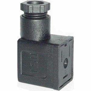Standard Black Industrial Form B Connectors