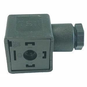 PG 9 Black Connectors